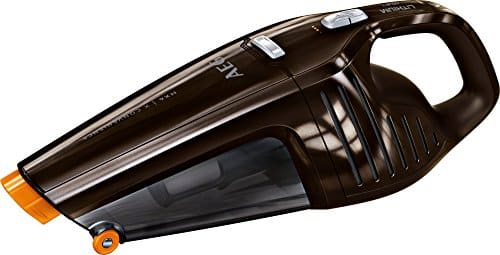 AEG ECO HX6-23CB Akkusauger (beutellos, Handstaubsauger mit bis zu 23 Minuten Laufzeit, 10,8 V Lithium-Power-Akku, intelligente Ladeabschaltung, inkl. Fugendüse) braun